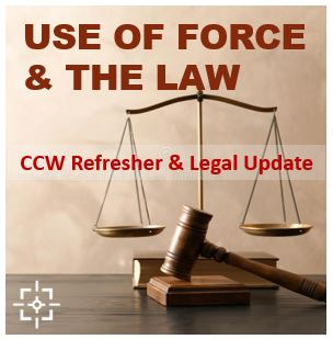 Law and Use of Force